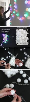 light party supplies ideas decor  easy diy christmas decorations that you can actually make random talk