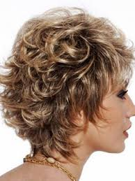 Short Layer Hair Style short hairstyles for curly hair for modern women cute short 1116 by wearticles.com