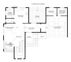 Modern House Plans Series   PHP    Pinoy House Plansmodern house plans PHP  second floor