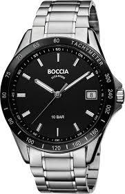 Наручные <b>часы Boccia</b> Titanium <b>3597-02</b> — купить в интернет ...