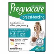 PREGNACARE <b>BREAST</b>-<b>FEEDING</b>, 56 таблеток и 28 <b>капсул</b>