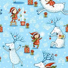 <b>Christmas</b> Deer Girl Stamp Dies – Inlovearts