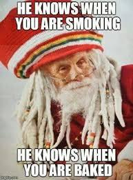Favorite Christmas Marijuana Memes From 2014 | The Weed Blog via Relatably.com