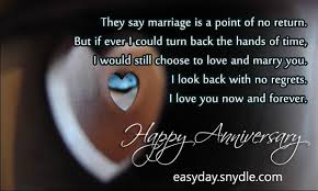 Wedding Anniversary Messages, Wishes and Quotes | Easyday via Relatably.com