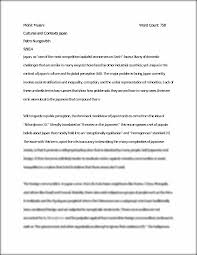 essay mohit mulani word count cultures and contexts this preview has intentionally blurred sections sign up to view the full version