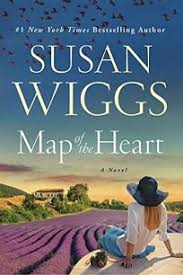 Fiction Book Review: <b>Map of the Heart</b> by Susan Wiggs. William ...