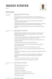 business intelligence analyst resume samples   visualcv resume    business intelligence analyst resume samples