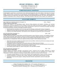 human resources generalist resume sample  seangarrette coexample of human resources resume free download