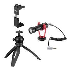 <b>Ulanzi Smartphone Video</b> Kit 3 Включая <b>мини</b>-<b>штатив</b> для ...