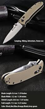 Ganzo G704 - Y <b>Tactical Folding Knife</b> for Home / <b>Outdoor Camping</b> ...