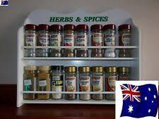 Wooden Kitchen <b>Spice Racks</b> for sale | eBay