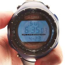<b>Men's</b> Solar Sport Silicone Digital Automatic Wrist Watch (Assorted ...