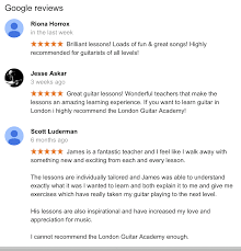 mobile guitar lessons london guitar academy guitar lessons london google reviews