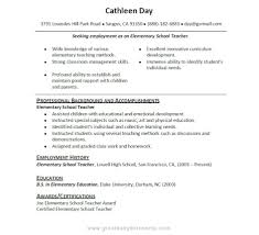 Breakupus Sweet Best Resume Examples For Your Job Search