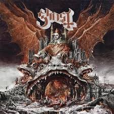 <b>Ghost</b>: <b>Prequelle</b> – Review - HorrorHound