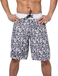 HTDBKDBK Swim Trunks for <b>Men</b> Summer 3D Printed <b>Shorts</b> ...
