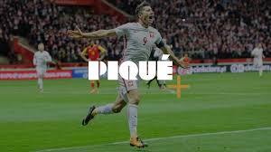 Robert Lewandowski On Poland's World Cup | Piqué+ | The Players ...