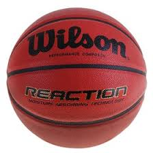 <b>Мяч баскетбольный Wilson Reaction</b>, B1237X, размер 7 (717364 ...