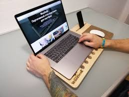 підставка для ноутбука, вироби з дерева, столик для ноутбука ...