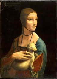 science and inventions of leonardo da vinci the lady an ermine
