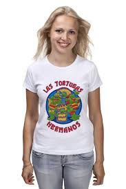<b>Футболка классическая Printio Las</b> Tortugas Hermanos #678162