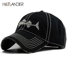 HATLANDER <b>High quality washed cotton</b> best cap underbill camo ...