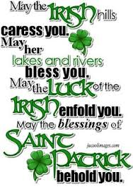 St. Patrick's Day-Sayings and Graphics on Pinterest | Irish ... via Relatably.com