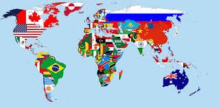 Resultado de imagem para mapa mundi