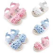 <b>2018 New</b> Fashion <b>Infant Baby</b> Girls Summer Sandal Princess ...