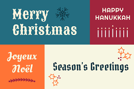 60 Different Ways to Say <b>Happy</b> Holidays in Your Next Video - Animoto