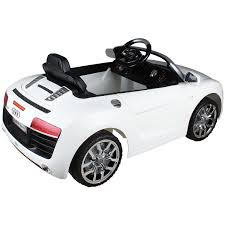 audi r8 spyder 12v electric kids ride on car licensed mp3 rc product description