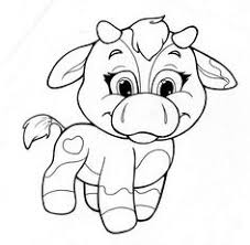 Small Picture Learning Friends Goat baby animal coloring printable from LeapFrog