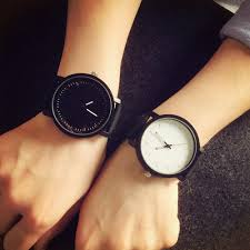 Unisex <b>fashion watch Lovers Men</b> Women quartz wrist <b>watches</b> ...