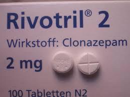 Clonazepam - Rivotril ® - صليبا