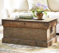room vintage chest coffee table: thebestcoffeetables pottery barn rebecca chest watermarks and stains would only add more character to