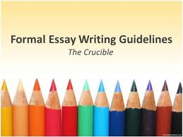 character analysis  the crucible write along ppt    ppt downloadformal essay writing guidelines the crucible  the crucible essay prompt choose one character and discuss