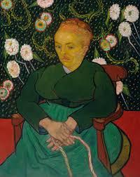 vincent van gogh essay heilbrunn timeline of art la berceuse w rocking a cradle ine alix pellicot roulin