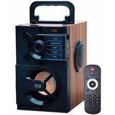 Беспроводная акустика <b>MAX MR</b>-<b>440</b> Brown/Black, купить в ...