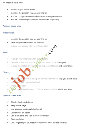 sample cover letters for jobs sample cover letters for jobs 1057