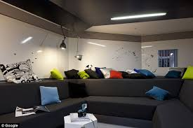 designed to inspire cushions are all important at google belgrave house google london office