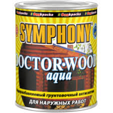 Doctor-Wood Aqua <b>водоразбавляемый грунтовочный антисептик</b>