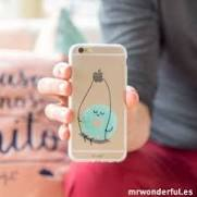 Carcasas y fundas para móviles - Mr. Wonderful