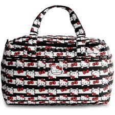 <b>Сумка для путешествий Ju-Ju-Be</b> Starlet Hello Kitty Dots & Stripes