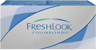 Цветные <b>контактные линзы Alcon FreshLook</b> Ежемесячные, -3.00 ...