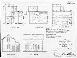 NP Standard Plans   Section House   Story SP Name  Section House   Story