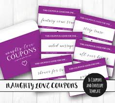 printable naughty love coupons instant adult love 128270zoom