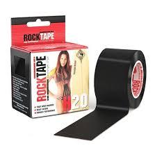 кинезиотейп rocktape h2o цвет черный 5 х 500 см