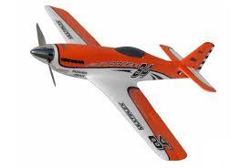 <b>Радиоуправляемый самолет Multiplex RR</b> FunRacer Orange ...