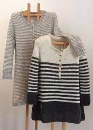 To sider <b>af</b> samme sag | Cheerful strips. | Вязаные свитера ...