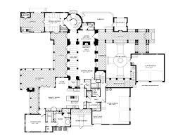 Spanish Revival Floor Plans Fireplace Dimensions Floor Plan    Spanish Revival Floor Plans Fireplace Dimensions Floor Plan